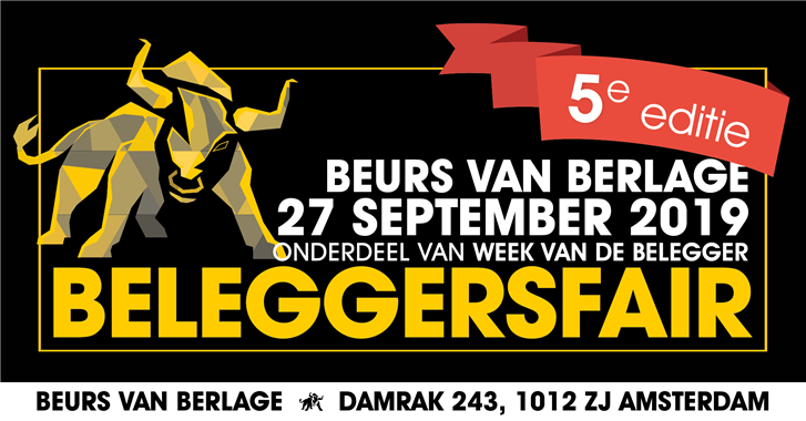 Bellegersfair 2019 op 27 september in Amsterdam
